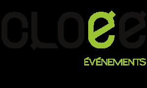 Logo Cloee organisation d'événements et location de salles
