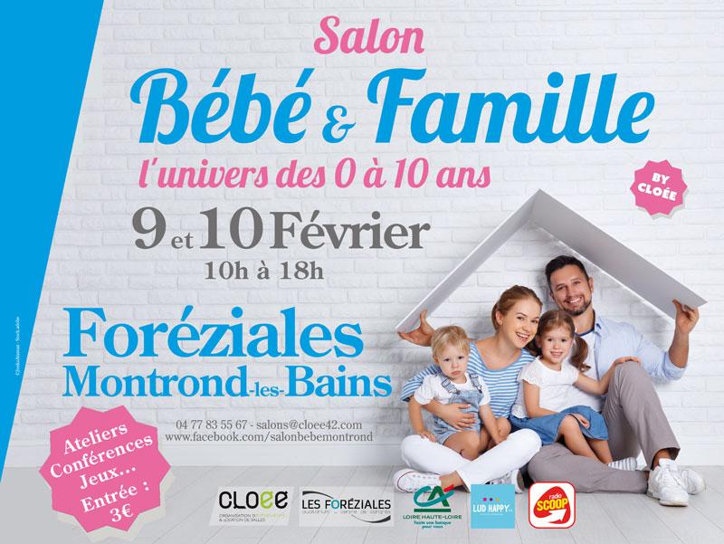 Salon bébé & famille dans la loire by l'agence événementielle CLOEE