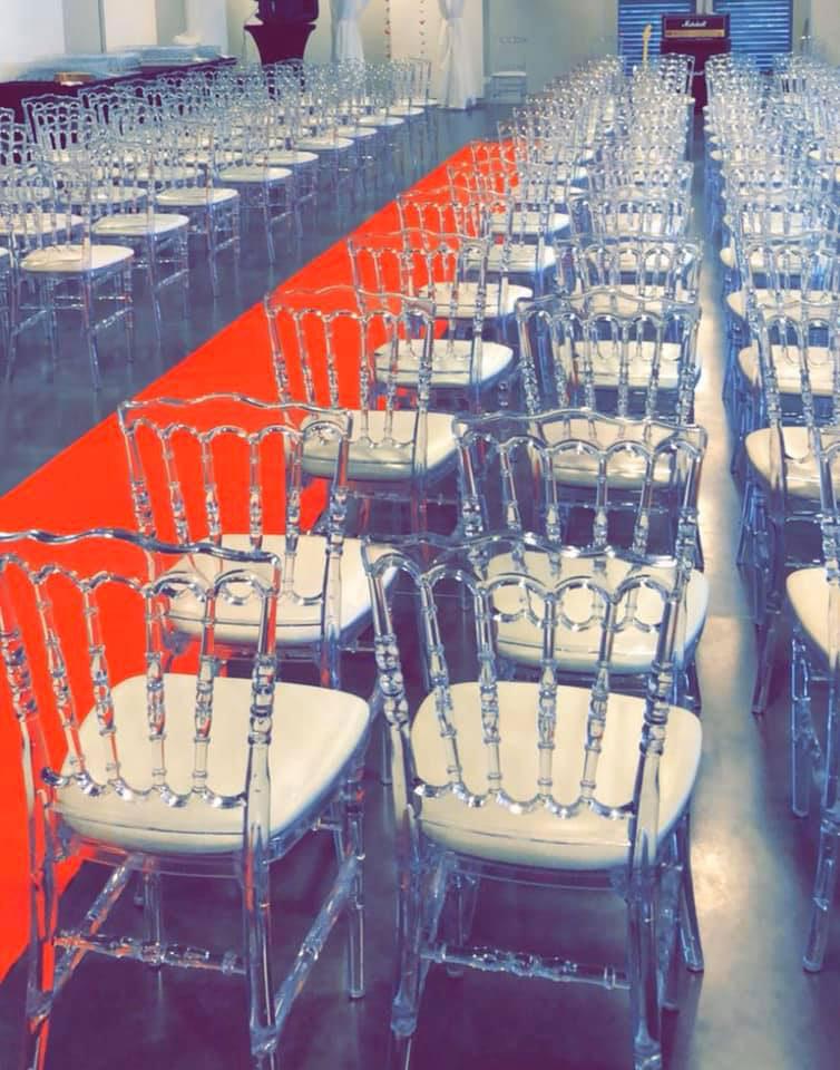 receptions et cocktails à la salle la diligence à St genest Malifaux avec l'agence Cloee 42