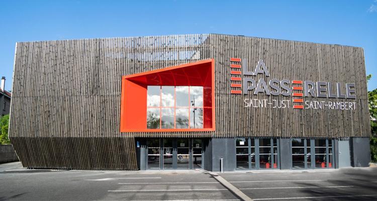 Location de salles pour les entreprises au nouvel espace la Passerelle à St Just St Rambert près de St Etienne